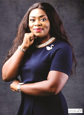IFEYINWA OKAFOR: I make my staff learn every day