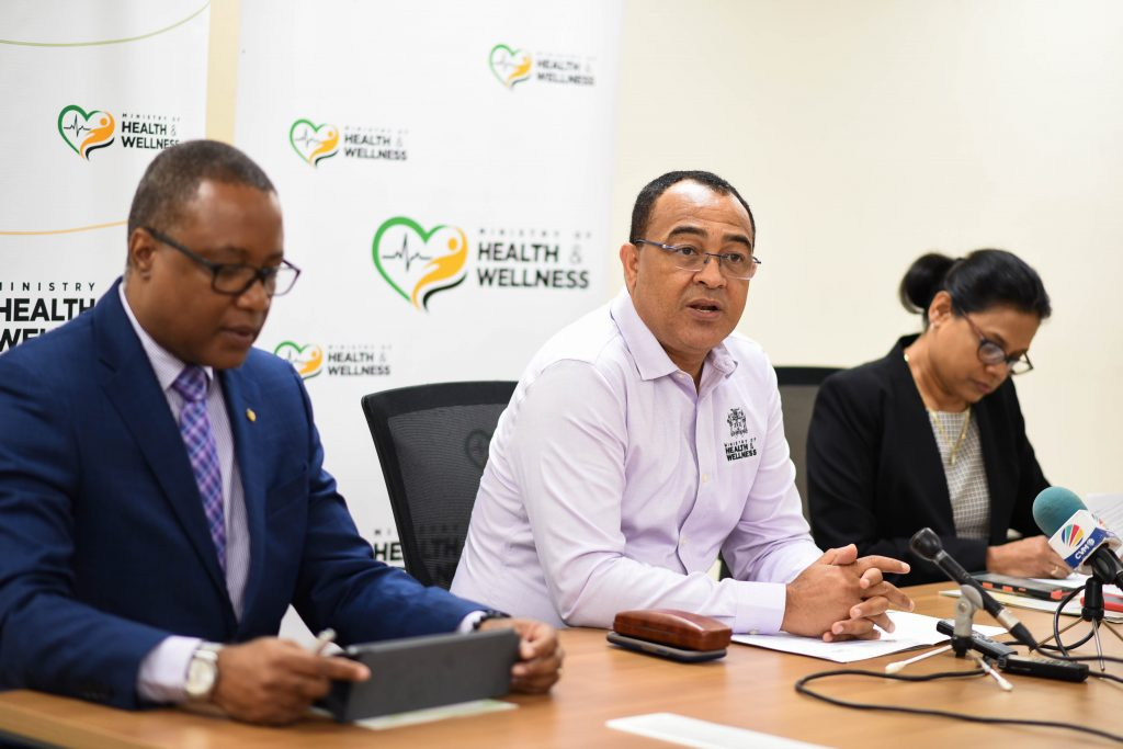 Jamaica To Get COVID-19 Vaccines in February
