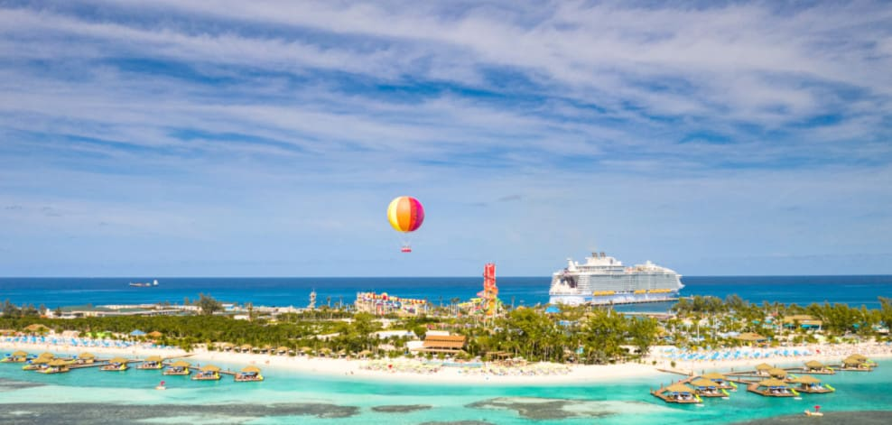 Royal Caribbean Details Short Getaways from Florida and Texas