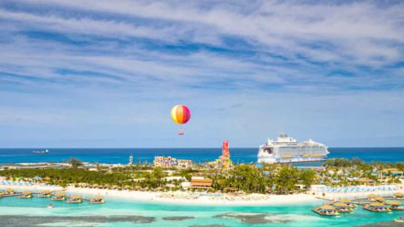 Royal Caribbean Details Short Getaways from Florida and Texas