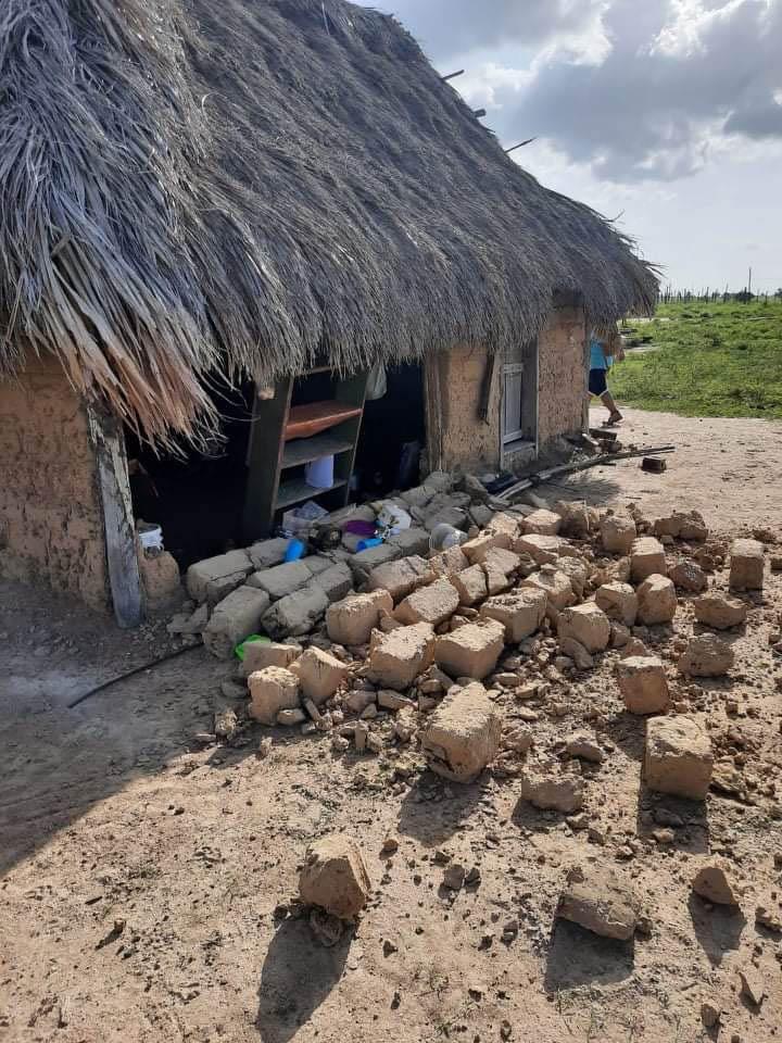 Strong quake rocks southern Guyana