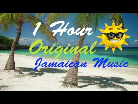 Reggae Music and Happy Jamaican Songs of Caribbean: Relaxing Summer