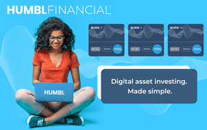 HUMBL Financial™ Launches BLOCK ETX Products in Over 100 Countries