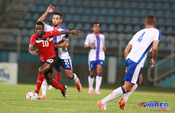 More than half of Concacaf nations concede home advantage; Santo