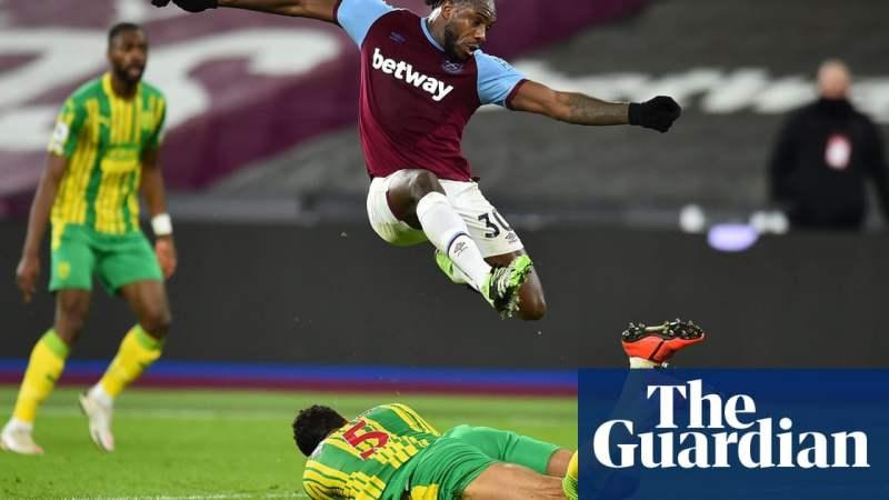Michail Antonio's West Ham evolution from utility man to star