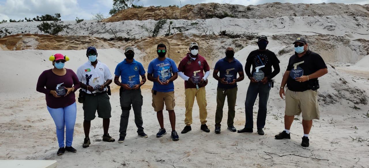 Orinduik Development Inc. & Aquafina/ GuyanaNRA Smallbore Action Pistol Match