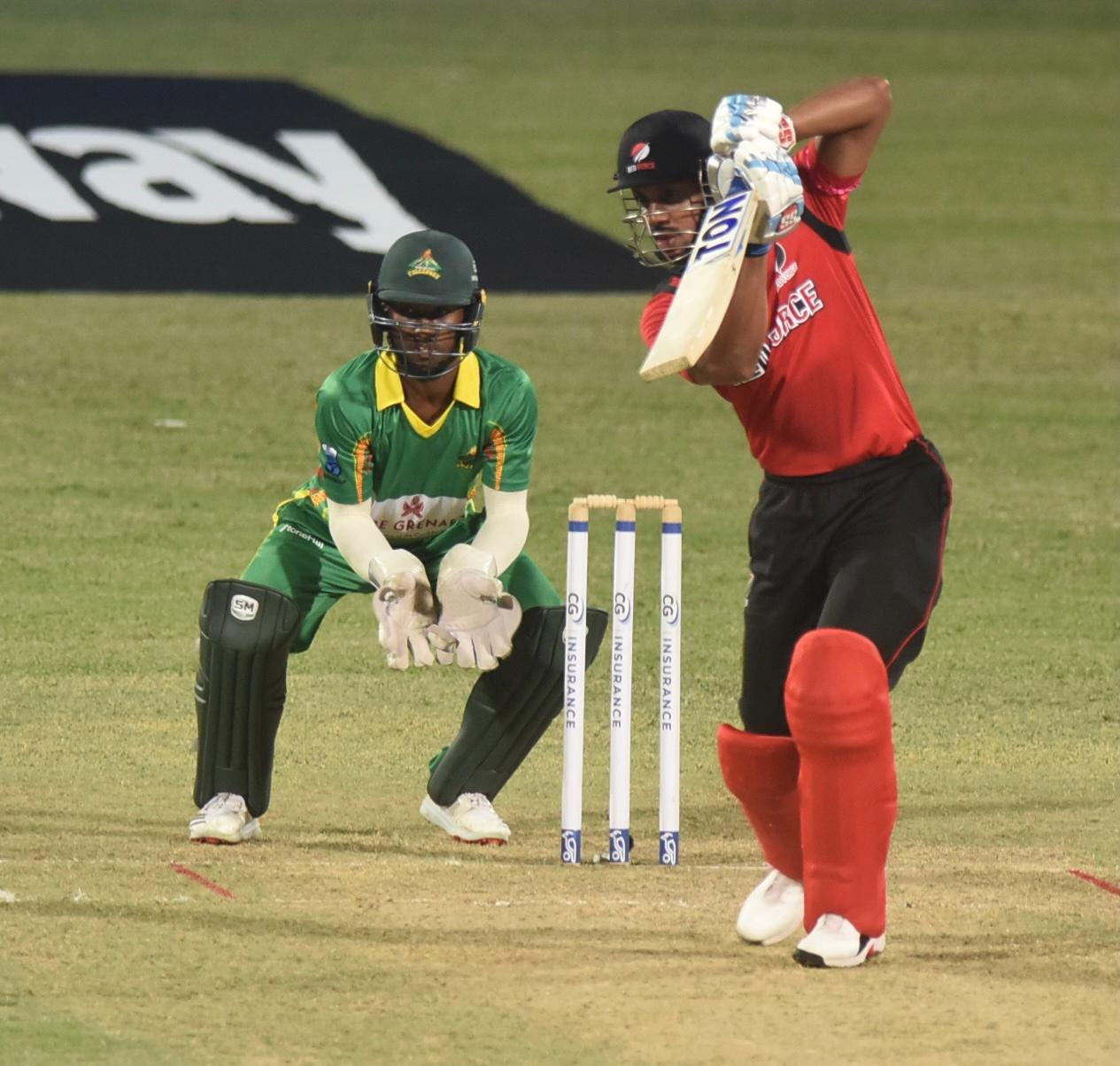 Rampaul, Simmons and Pooran shine in T&T Red Force victory