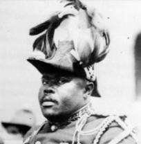 """Marked Man"", Movie on Jamaica's National Hero, Marcus Garvey in"