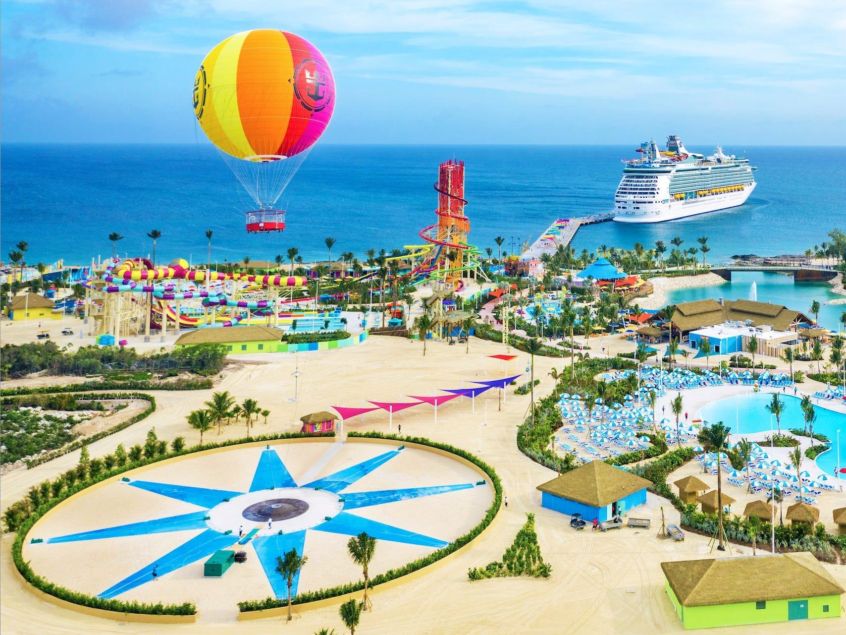 Royal Caribbean just announced 'fully vaccinated' cruises to the Bahamas