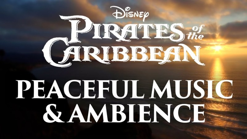 Pirates of the Caribbean Music & Ambience