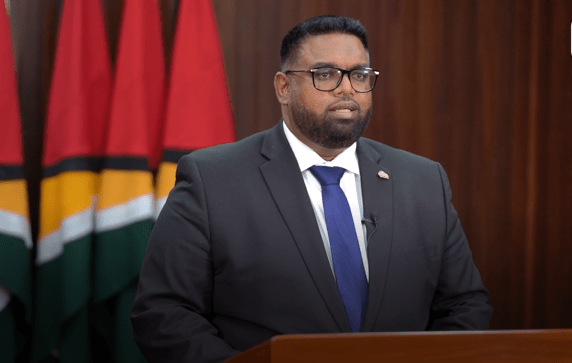 Guyana's support to St Vincent and the Grenadines will be