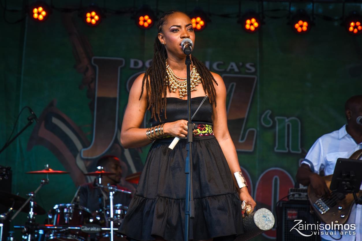 Michele Henderson to represent Dominica at UNESCO-organized International Jazz Day