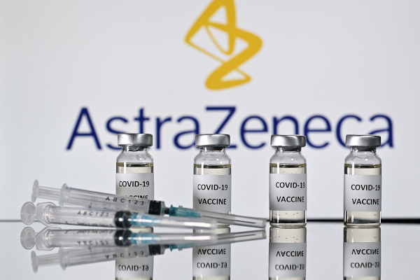 CMO explains plans for first shipment of AstraZeneca vaccines, which