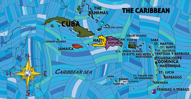The Caribbean for kids