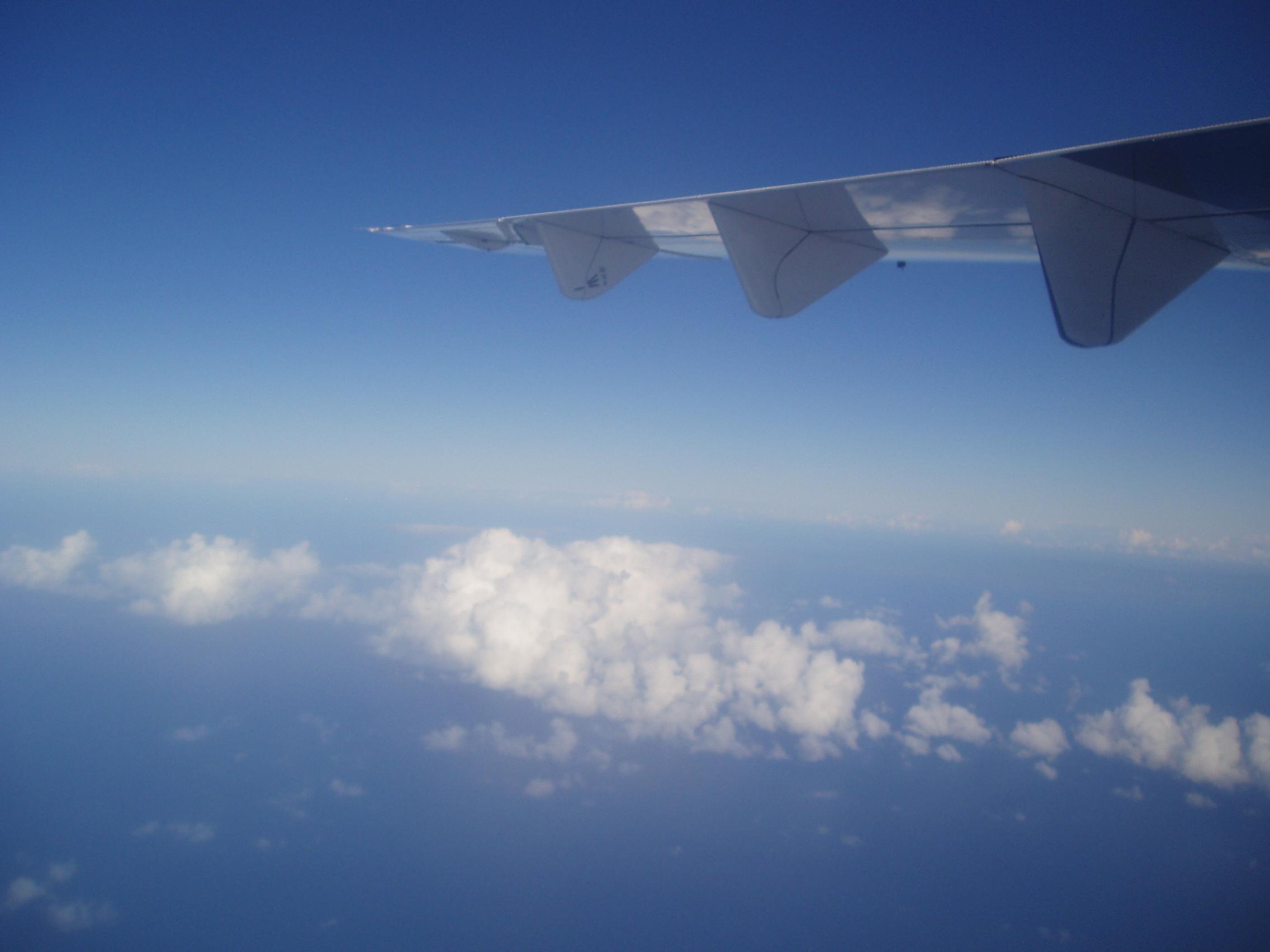 Flying to Bonaire