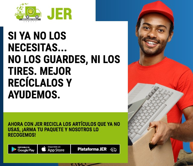 Facilitan reciclaje mediante aplicación móvil