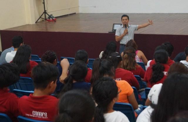 Conafe impulsa a sus egresados para ser instructores comunitarios en el norte de Quintana Roo