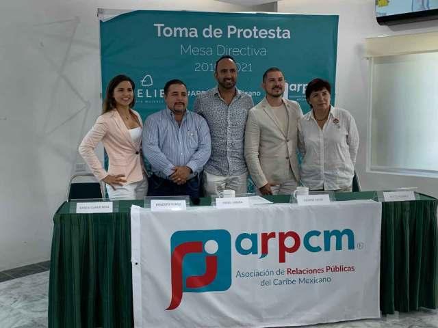 Asociación de Relaciones Públicas del Caribe Mexicano presenta nuevo plan de trabajo