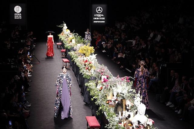 Llega una nueva edición de Mercedes-Benz Fashion Week Madrid.
