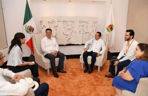 Se mantiene el interés por invertir en Quintana Roo; IDEFIN