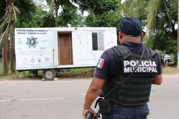 Zona Maya de Q.Roo punto de recuperación de carros robados en el estado y en Yucatán