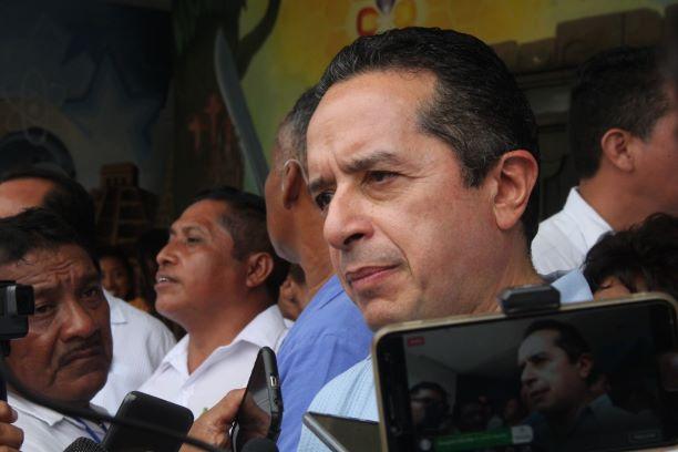 Asegura el gobernador que el 2020 será un año difícil para Quintana Roo