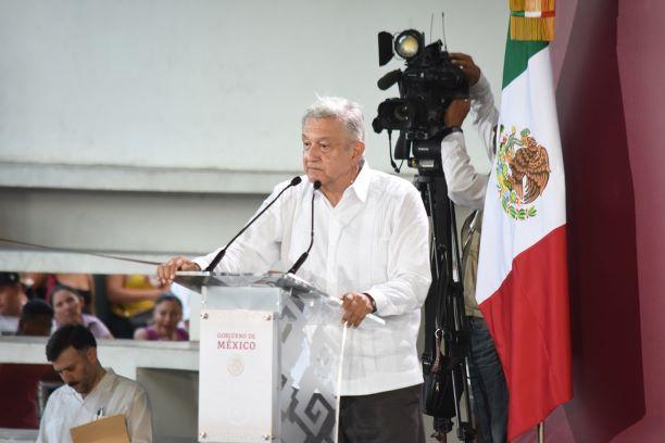 AMLO dice que libertad de Villanueva es un compromiso; quiere que se vaya a descansar