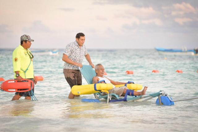 Pretenden captar turismo inclusivo en Tulum