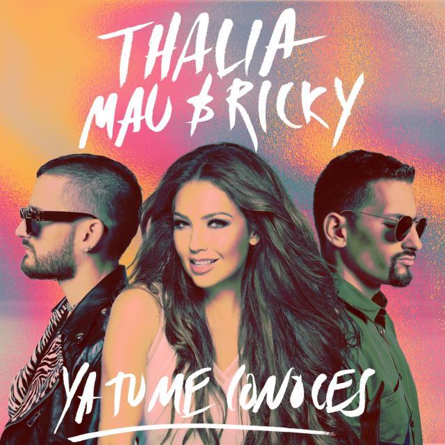 """THALÍA COMIENZA EL NUEVO AÑO CON EL ESTRENO DE SU NUEVO SENCILLO Y VIDEO MUSICAL """"YA TÚ ME CONOCES"""" JUNTO MAU & RICKY"""