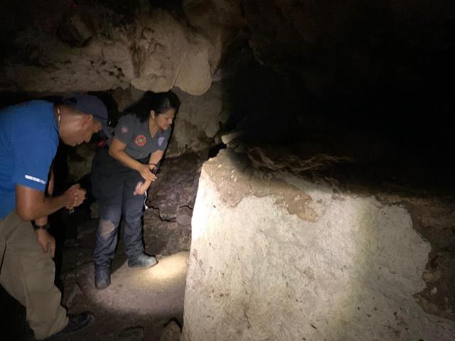 Confirma el INAH hallazgo de templo  maya en cueva de Playa del Carmen