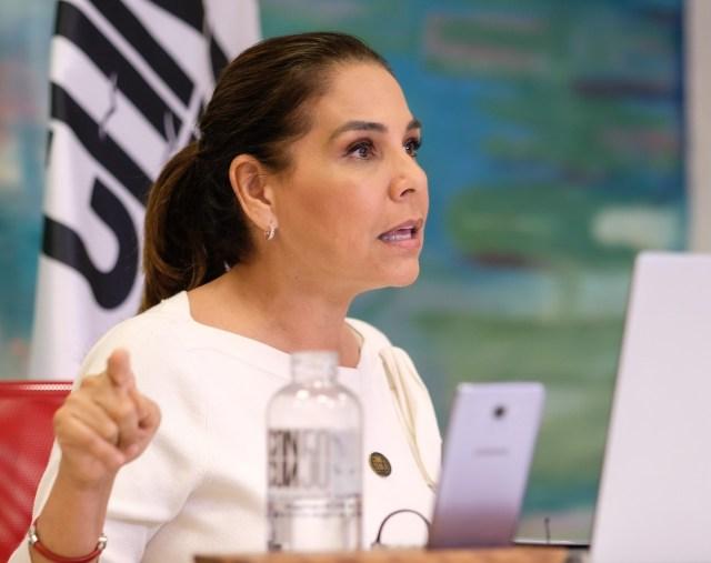 Anuncia Presidenta Municipal de Benito Juárez apoyo alimentario a domicilio