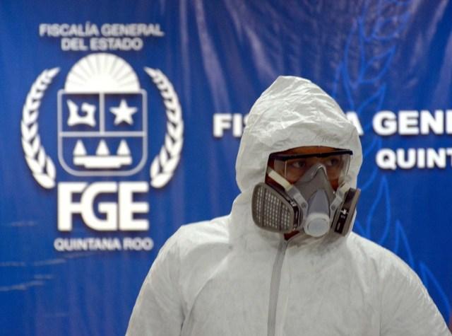 La FGE refuerza  medidas de sanitización