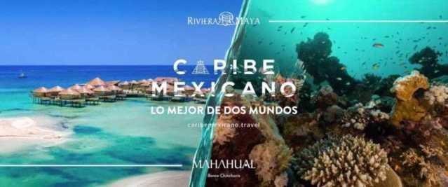 #CaribeMexicano Lo mejor de dos mundos #viajes