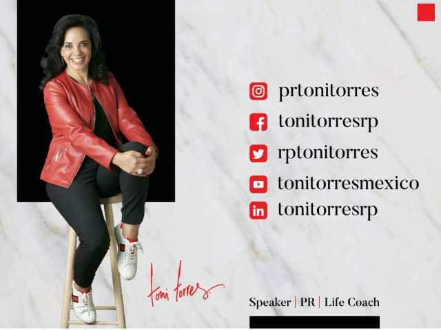 Toni Torres presenta PR Talks en plataformas digitales