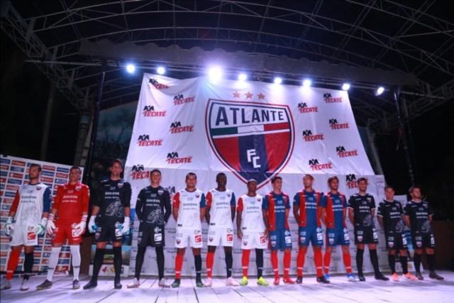 Atlante se despide de la afición  de Quintana Roo