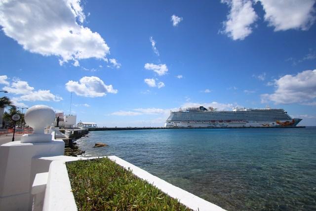 Pérdidas por 4 mmdp acumulará Cozumel por la cancelación de los viajes de cruceros