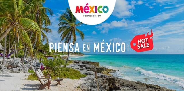 Visit México dinamiza la industria turística a través del Hot Sale; 220 empresas participaron en la iniciativa