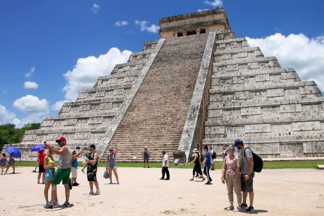 """Encabezará """"Mundo Maya"""" reactivación turística en México: secretario de Turismo de Campeche"""