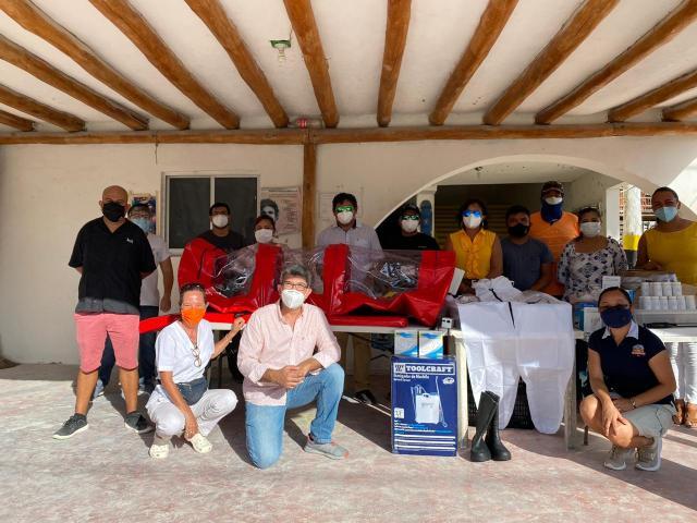 Asociación de Hoteles de Holbox se une a los esfuerzos por un destino seguro