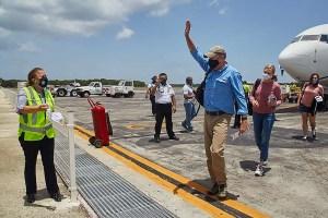 "Exponen las ventajas de la iniciativa ""viajero seguro"""