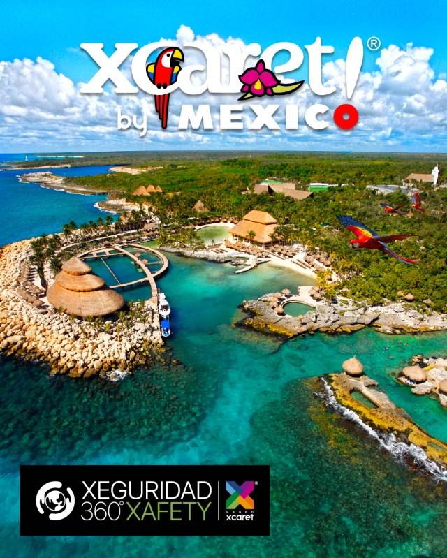 Anuncia Grupo Xcaret participación en Tianguis Turístico Digital