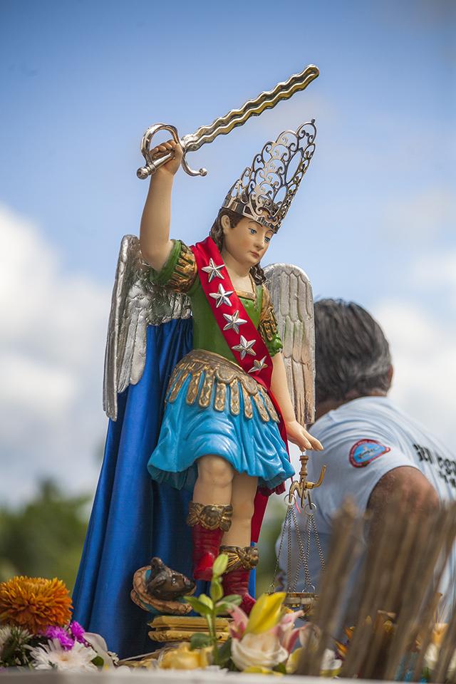 Confirman fiestas patronales en Cozumel en honor a San Miguel Arcángel, pero con austeridad