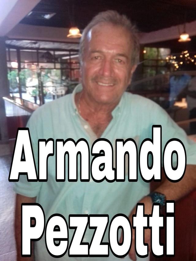 Entrevista a Armando Pezzotti, precursor de la gastronomía local con su restaurante La Habichuela