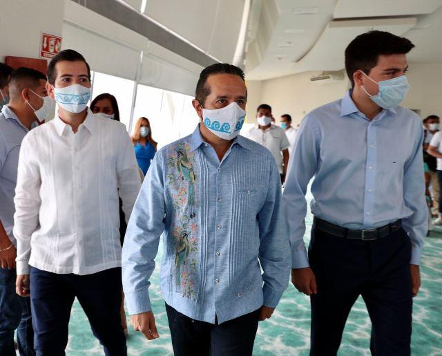 El índice de contagios de covid-19 no crece ni mejora: Carlos Joaquín