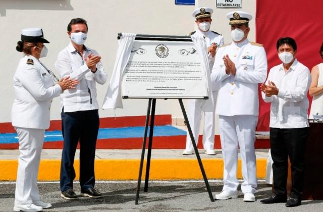 Edil de Cozumel destaca labor de fuerzas armadas durante la pandemia