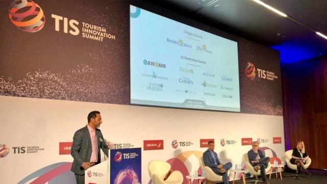 Caribe Mexicano comparte experiencias en Cumbre Turística realizada en España