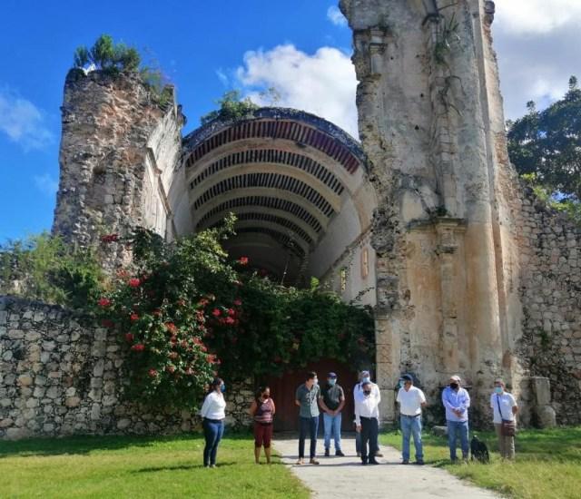 Sedetur e INAH promueven turismo cultural en la ruta de la Guerra de Castas