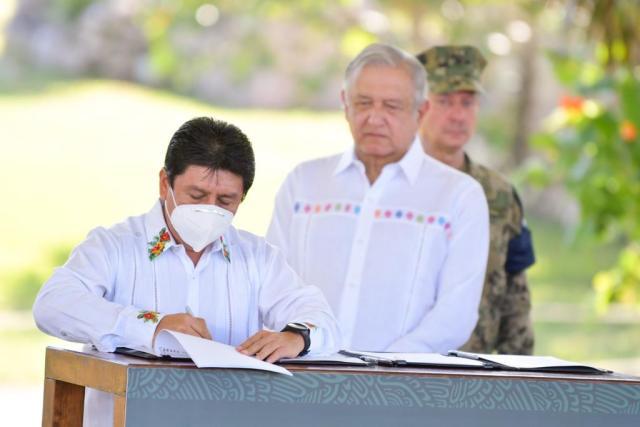 Con Tren Maya y aeropuerto de Tulum se detona el crecimiento ordenado de la zona; Víctor Mas