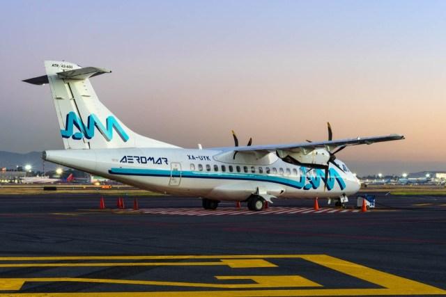 Aeromar verificará formatos requeridos en sus vuelos a McAllen y Laredo, Texas