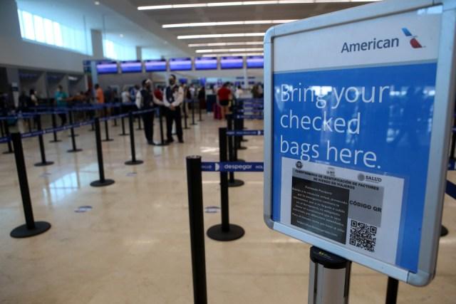 Con más vuelos internacionales que nacionales el Aeropuerto de Cancún